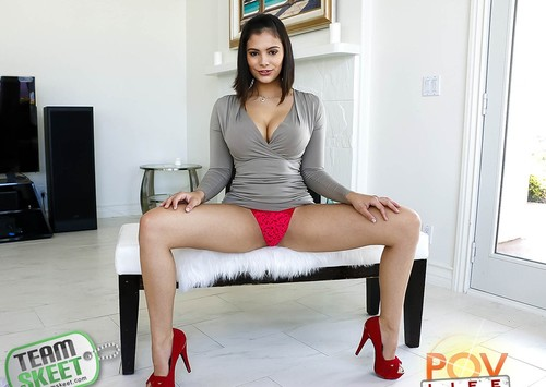POV Life: Violet Starr - The POV Treatment (1080p)