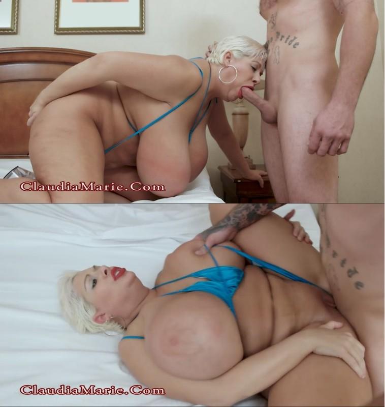 Claudia Marie – Big Tit Massage