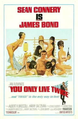 007: Sólo Se Vive Dos Veces (James Bond 5) (1967) [1080p] [Latino] [MG]