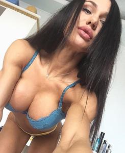 Jenny Mosienko  nackt