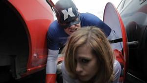 Tara Lynn Foxx - Captain America XXX: An Extreme Comixxx Parody sc6
