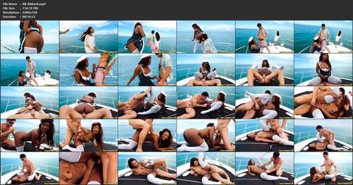 Skyler Nicole - All Aboard, HD, 720p