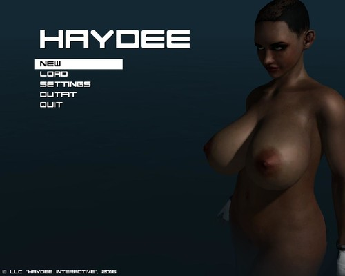 Haydee - [Version 1.09.6 Update]