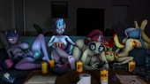 HOOVES ART - 3D COLLECTION