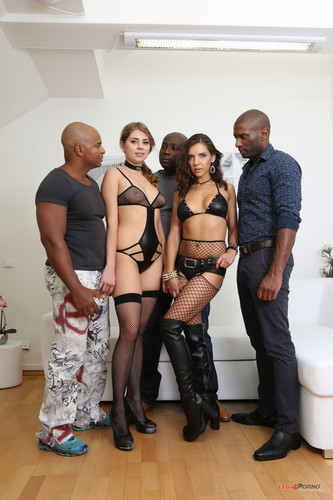 LegalPorno.com -  Henessy is back with full domination and hard fucking (feat. Julia Red) Part 2 IV096