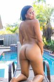black girl nude big ass