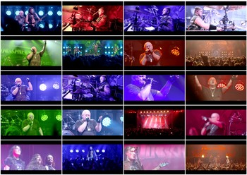 Dirkschneider - Live - Back To The Roots - Accepted! (2017) [BDRip 1080p]
