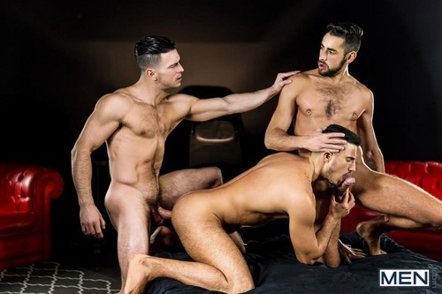 MEN – The Couple That Fucks Together Part 3 (Paddy O'Brian, Massimo Piano & Klein Kerr)