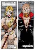 Leandro Comics Sexy Savage