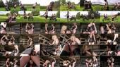 Pounding The Pony - Miss Marilyn & Mistress Inka