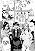 Maimu-Maimu - Mama Tomo Harem - Shotacon hentai comic