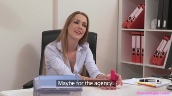 FemaleAgent Alexis And Talia E398