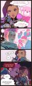 Fantastic Overwatch art from A-KA