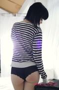 Mellisa-Clarke-Black-and-white-jumper-with-black-panties--46qtffaua7.jpg