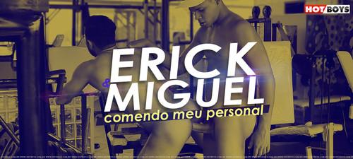 HotBoys – Comendo Meu Personal (Erick Dotadao & Miguel) Bareback