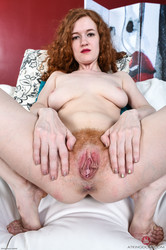 Abby Rain - Young And Hairy