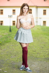 Alegra - Perfect Weather To Get Naked