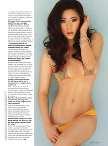 Hana Young - FHM Indonesia Hot Model