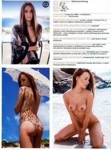 Katarzyna Pereg - Playboy Nude Girls