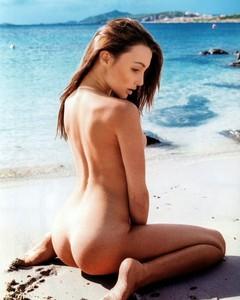 Katarzyna Pereg - Playboy Poland Nude Girls