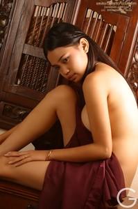 Tia Priscilia - ExoticAzza - Model Indonesia Bugil