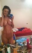 30 nude girls in selfie photo 25