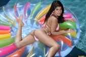 Layla Rose - Baby Pink G-string