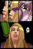 Shina - In Bed With The Enemy - Warcraft adult comic