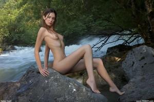 Alison - On the Rocks