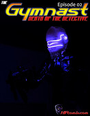 HIPCOMIX – THE GYMNAST – DEATH OF THE DETECTIVE 1-3