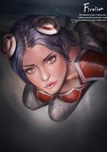 FIROLIAN - IRELIA THE PRISONER