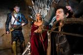 Rebecca More & Tina Kay - Queen Of Thrones