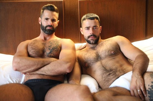 EricVideos – Hard Dick In Hand, Teddy Waits For Dani Robles Bareback