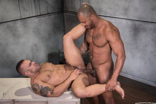RagingStallion – It's Coming: Jason Vario & Lorenzo Flexx
