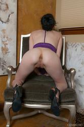 Mary Jane - Purple Dress