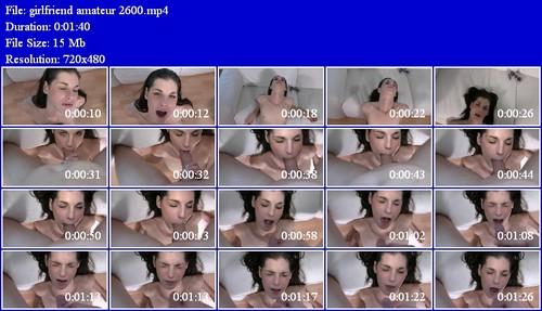 girlfriend amateur 2600