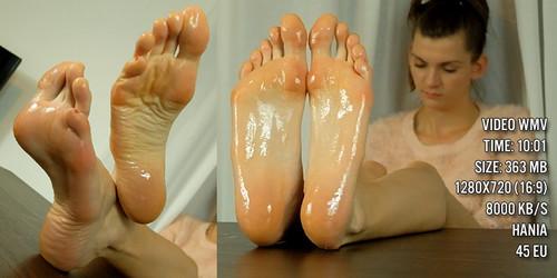 Glossy lotion
