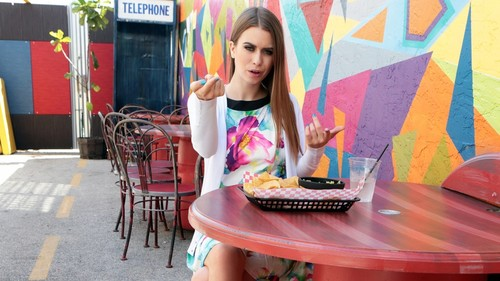 Cafe Cutie Needs Cash - Jill Kassidy (PublicPickups.com-)