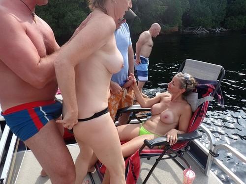 Amature Swingers Orgie