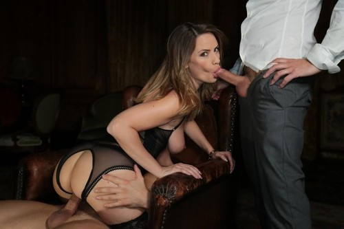 Claire Castel, hot night in Club Xtrem  [FullHD]