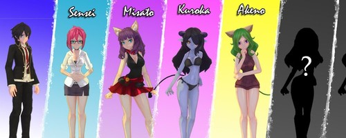 InterLEWD Creations - Monster Girl Tailes - Version 0.17.0