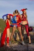 Milena Angel & Marianna M & Amy - HQ3