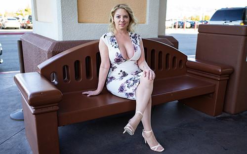 MomPov - Kiki (Big Ass And Titties Blonde MILF)