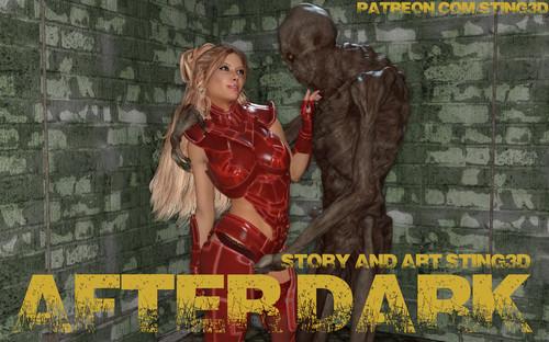 Sting3D - After Dark