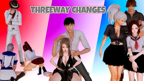 Akohana - Threeway Changes - Version 0.2b