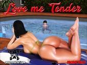 Love Me Tender - Crazydad3d