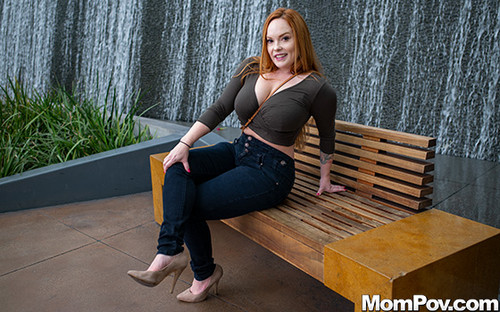 MomPov - Summer Heart (Perfect Redhead MILF Who Is No Amateur)