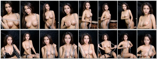 [TheBlackAlley] Fatin, Photoset 27 / Video 1547312097_fatin-02-057