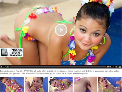 [ThaiGirlsWild] (045) Febe (Febe / 30.07.2009) [2009 , teen, asian, thai, POV, oral, barely legal, all sex, cumshot, 720p]