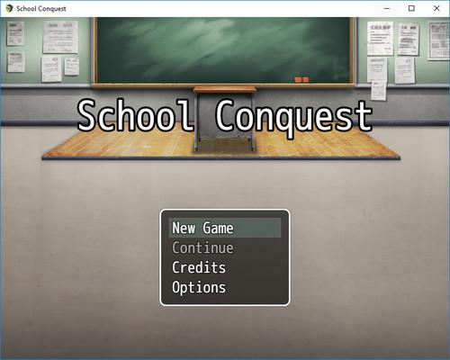 Moonfacedgames - School Conquest - Version 0.8
